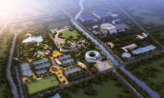 仙桃奥林匹克生态公园设计(2018)
