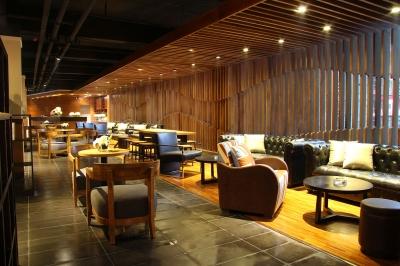 香港新世界武汉南园会所室内装饰设计(2013)