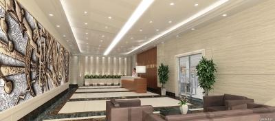 武汉城乡建设投资集团办公楼室内设计(2010)
