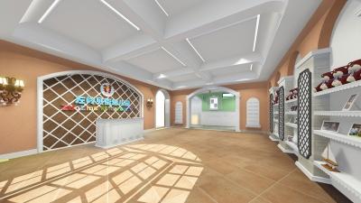 武汉左岭贝街幼儿园室内设计(2015)
