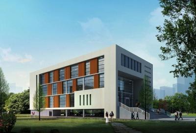 孝感市楚澴中学科技实验楼及食堂设计
