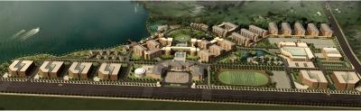 湖北美术学院设计学院建筑景观规划(2015)