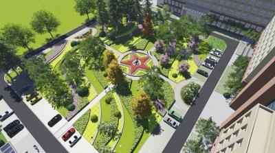 武汉海军工程大学景观设计