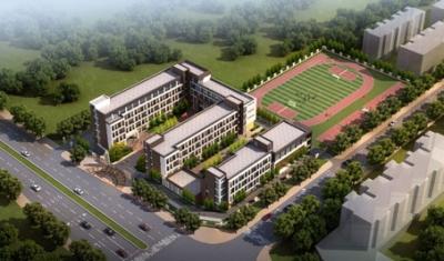 郑州·中原区向阳小学室内设计(2018)