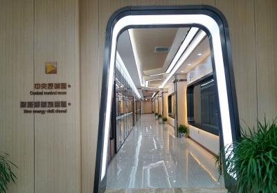 仙桃垃圾焚烧发电厂主厂房办公空间设计(2017)
