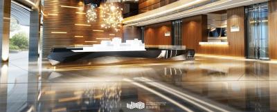 万锦城营销中心空间设计(2015)