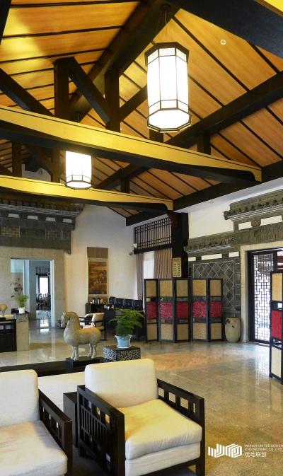 大余湾客栈室内设计(2010)